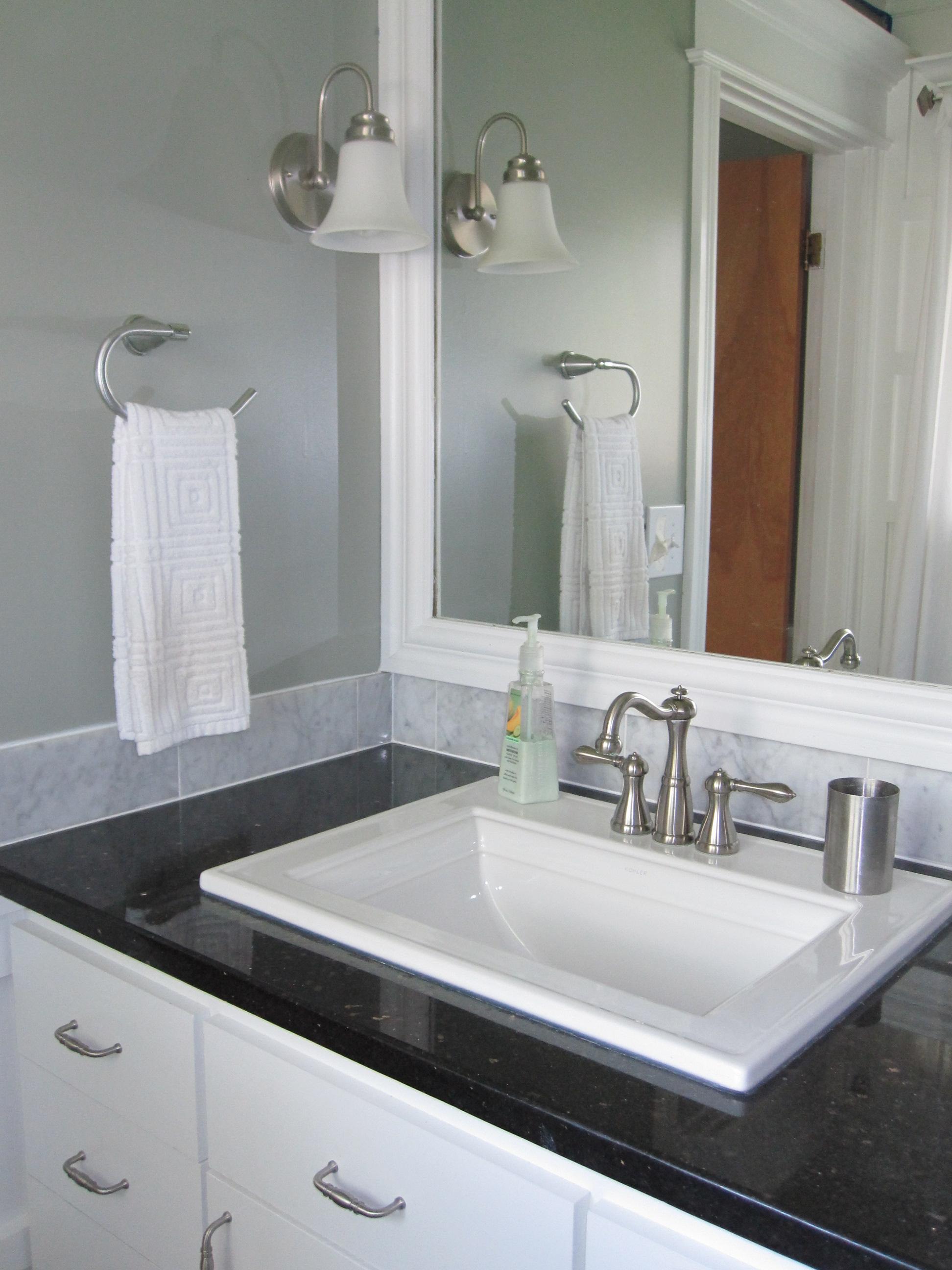 Granite for Granite bathroom
