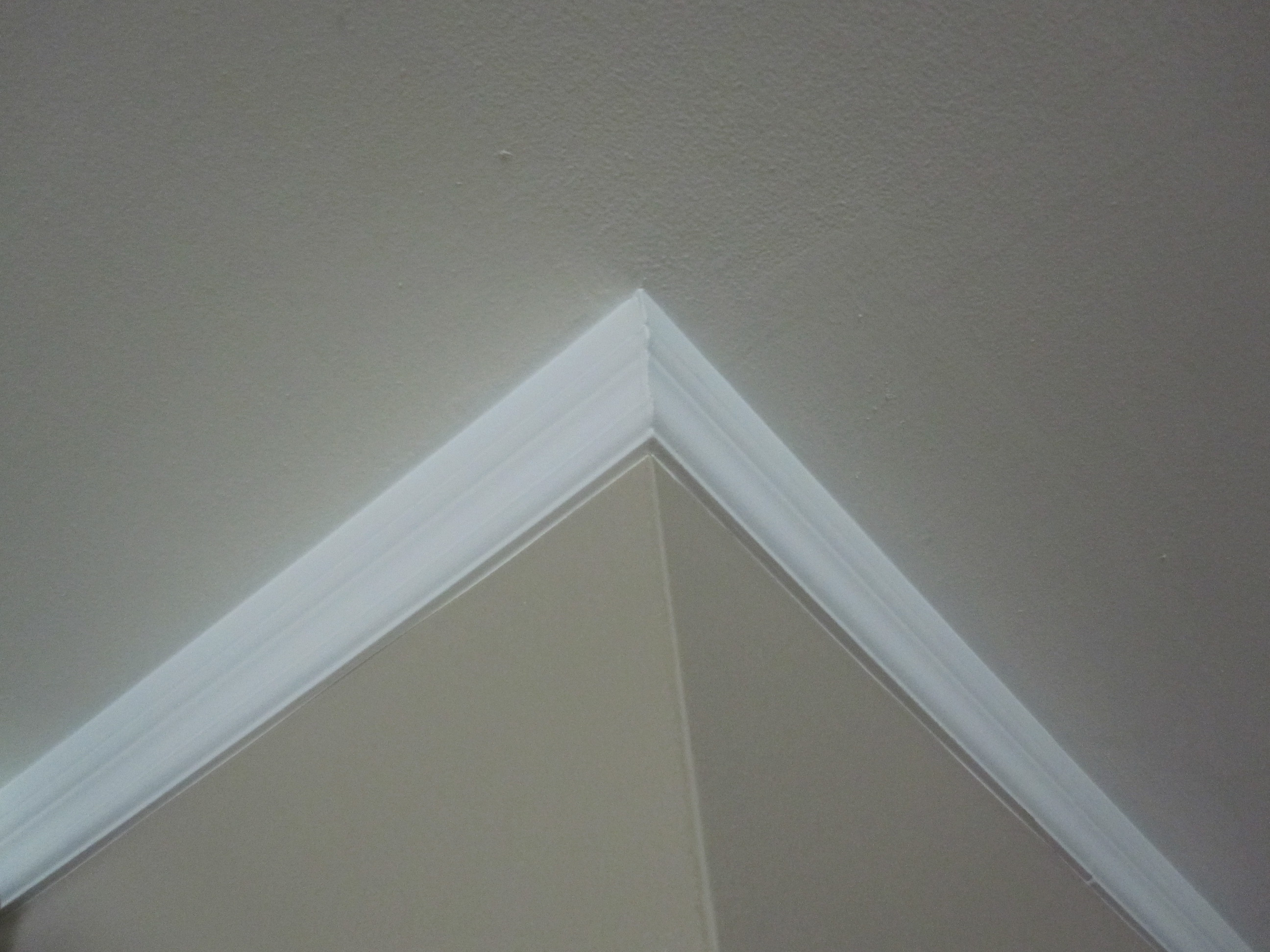 Simple Solution: Crown Moulding
