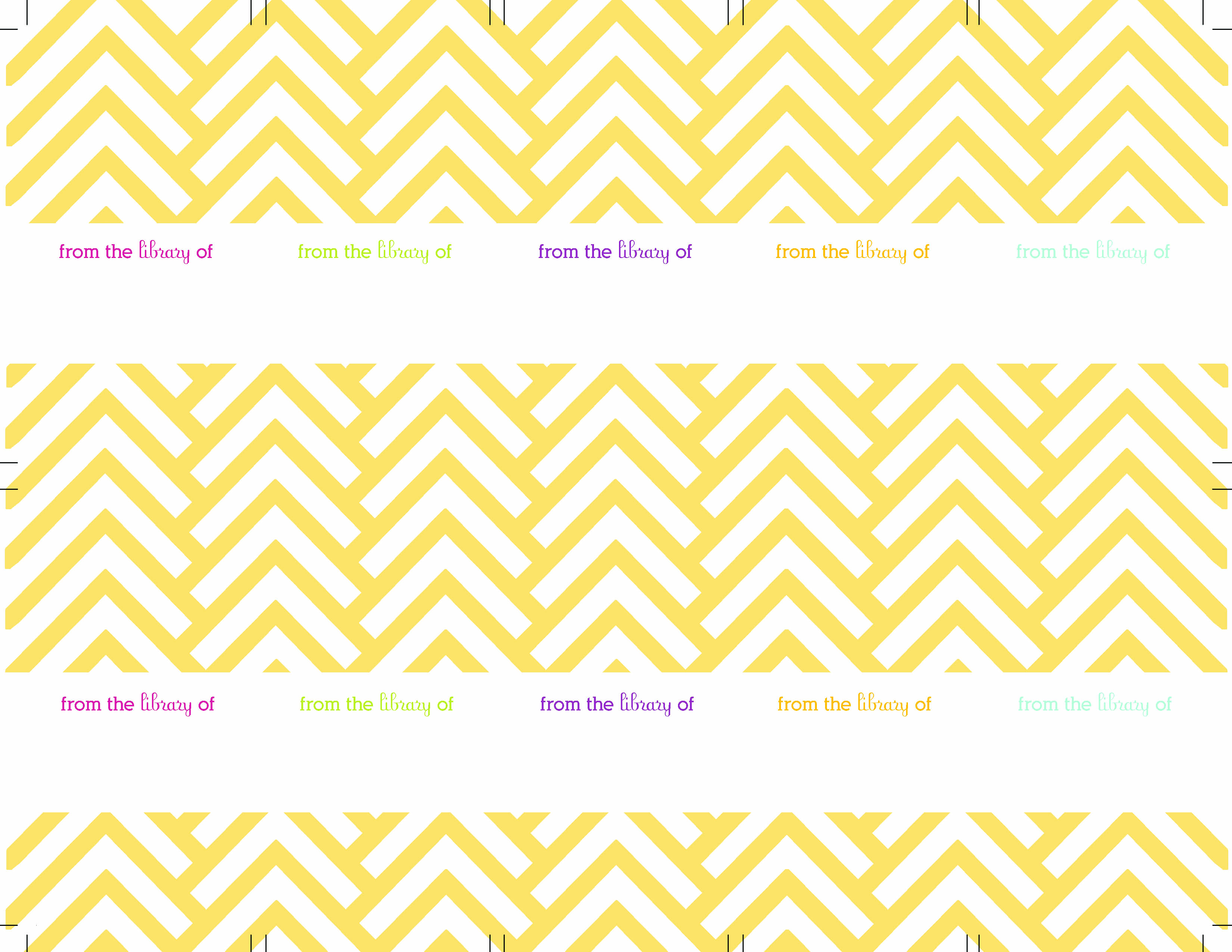 graphic about Free Printable Bookplates known as Free of charge Printable: Bookplates