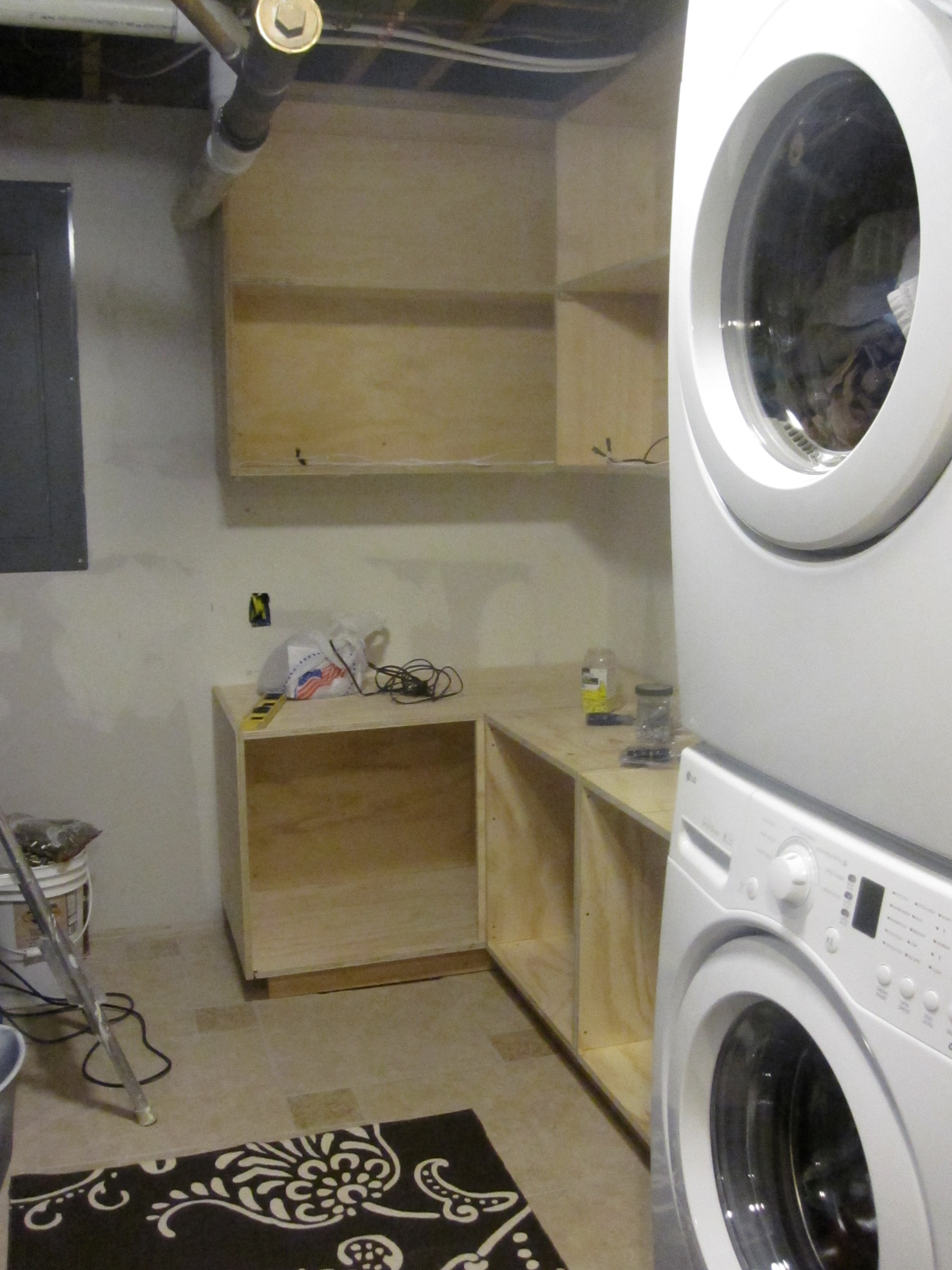 Laundry room cabinets cabinetry   davotanko home interior