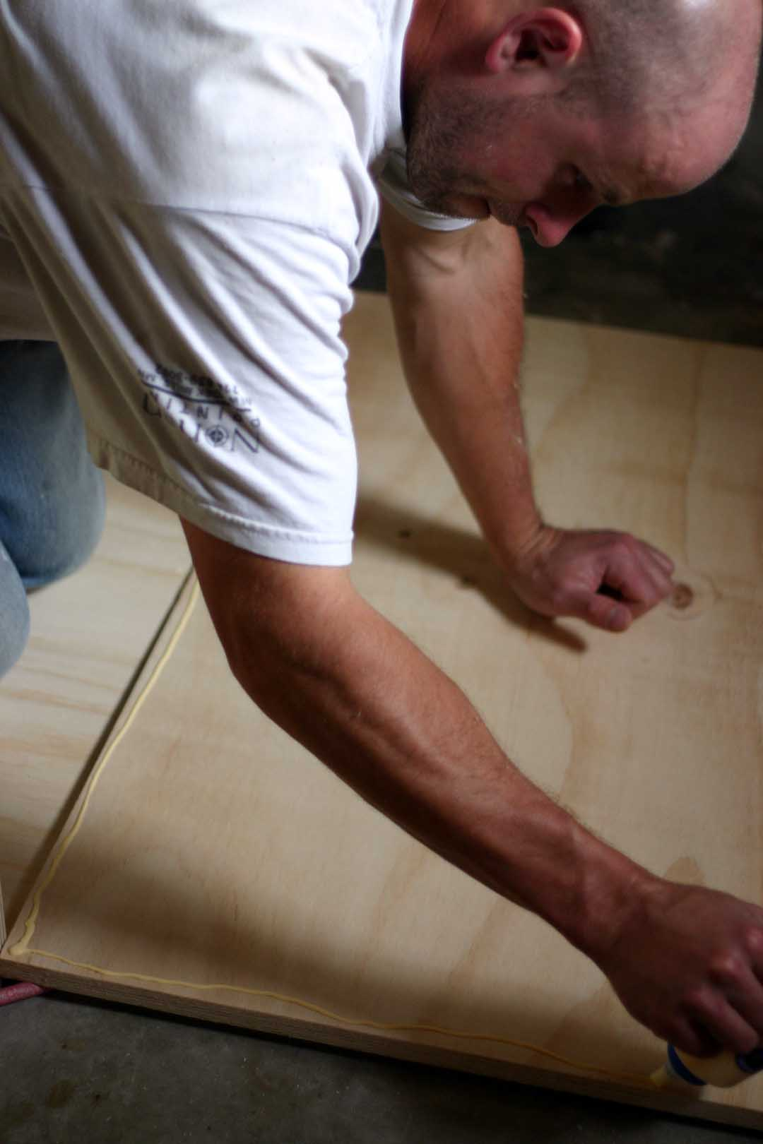Building Kitchen Base Cabinets - Viewing Gallery