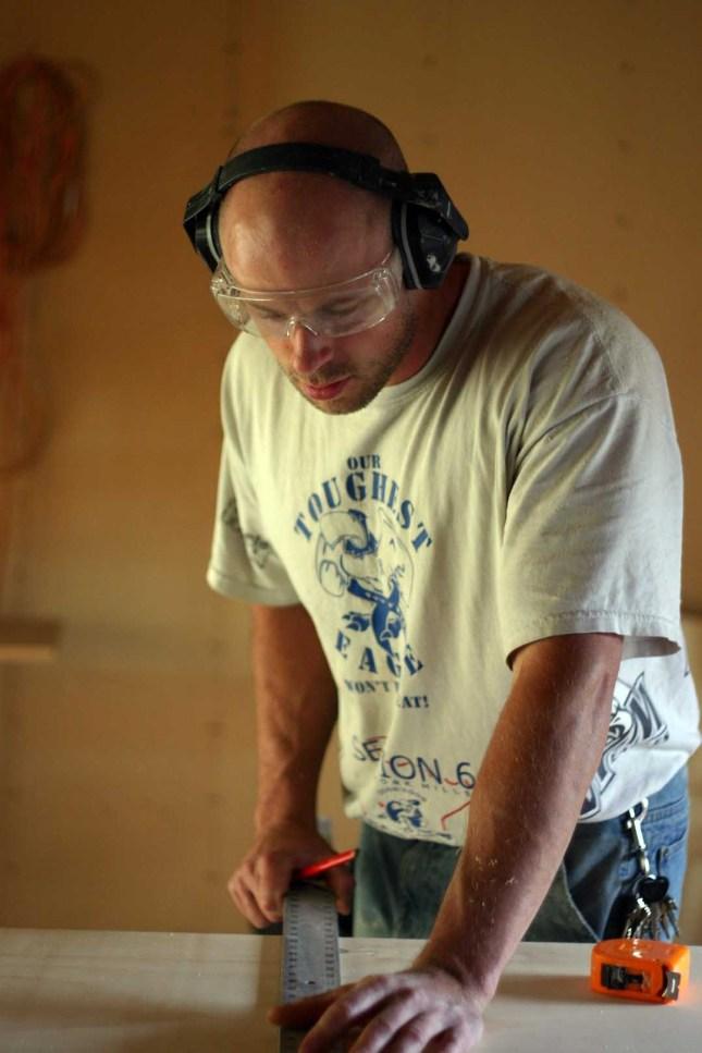 building garage cabinets plans