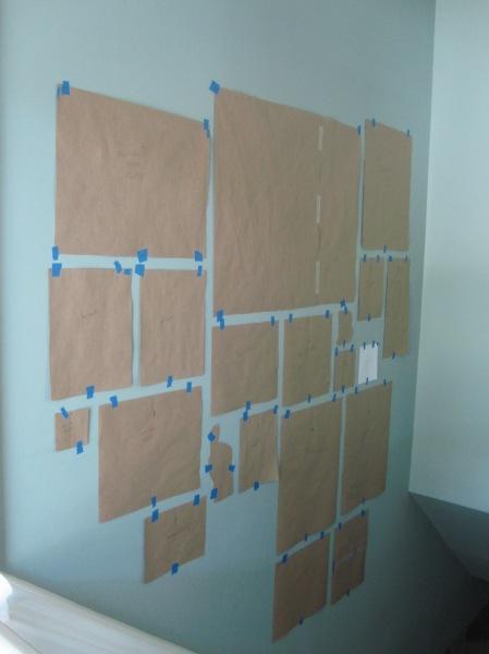 Sentimental Gallery Wall