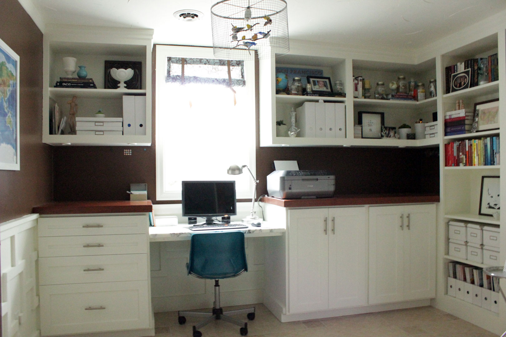 Built In Office Desk Plans Plans Free Download My Blog