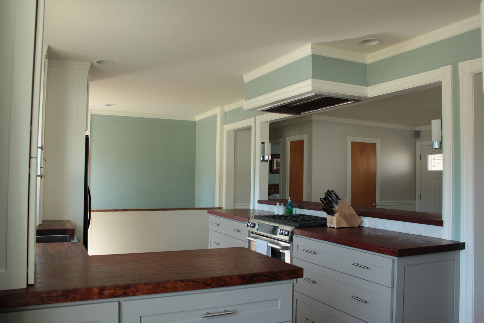 How Do I Clean My Factory Painted White Kitchen Cabinets