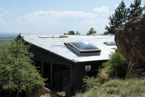 Roof In The Rough