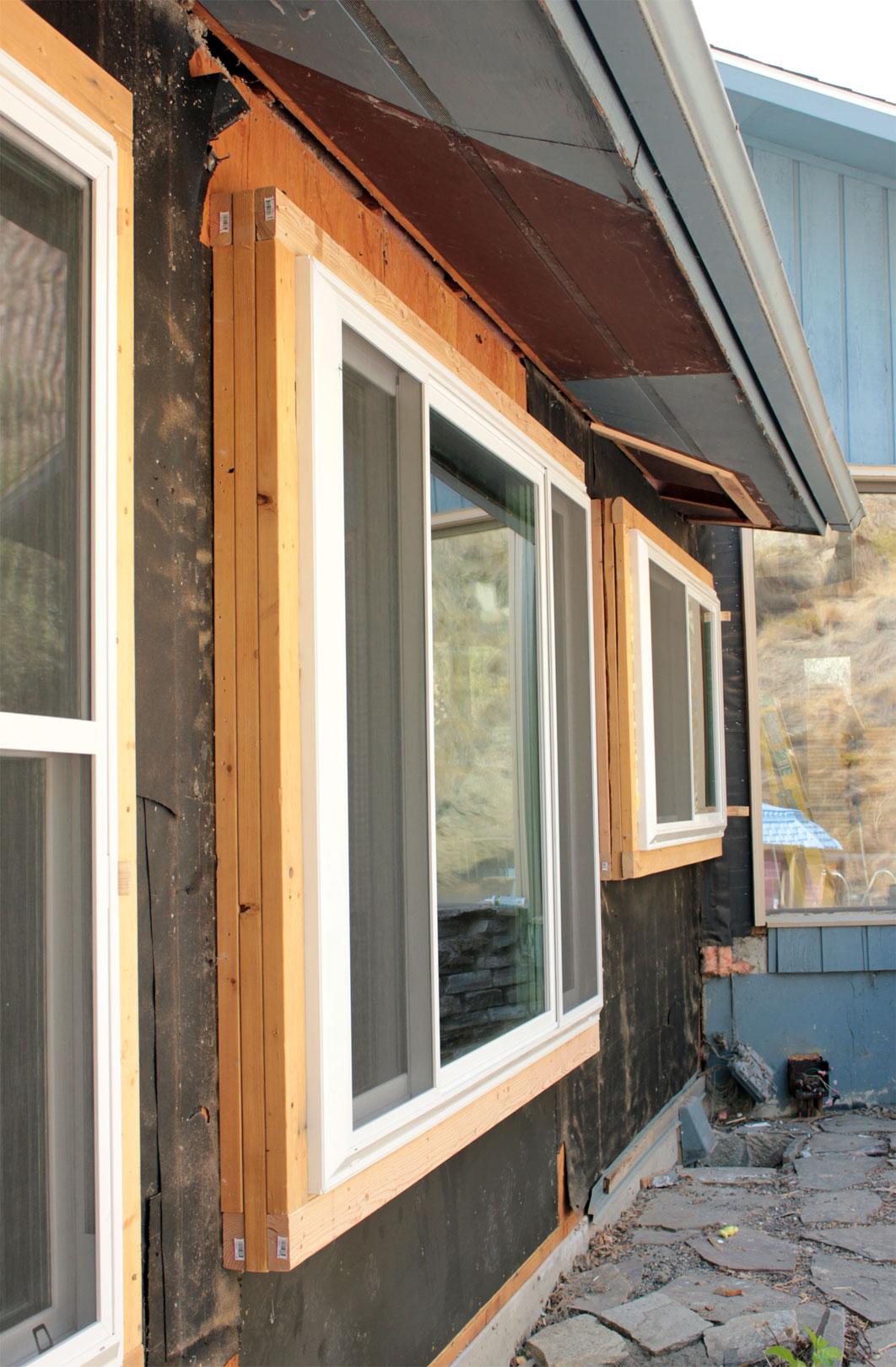Outside bay windows - Outside House Window Viewing Gallery