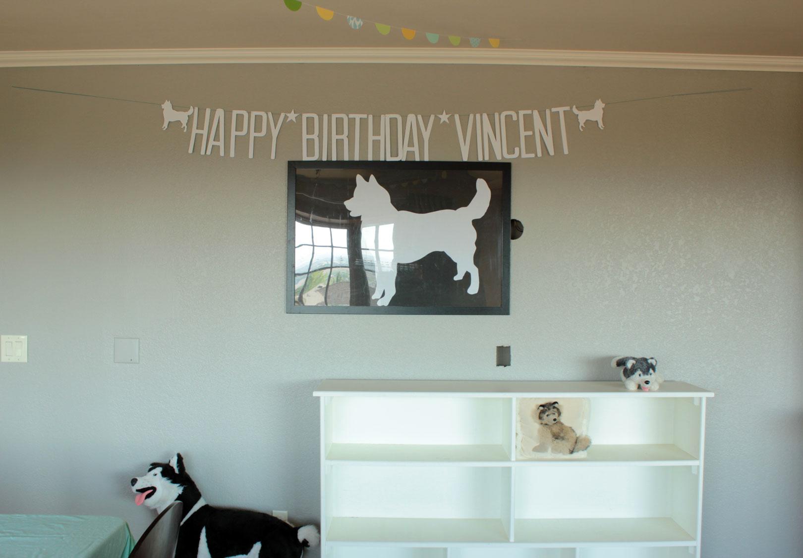 Dog Birthday Decorations Birthday