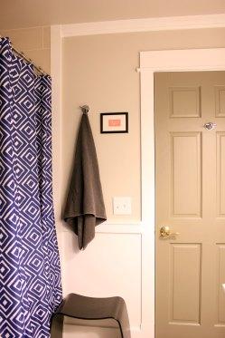 Main Bathroom Door