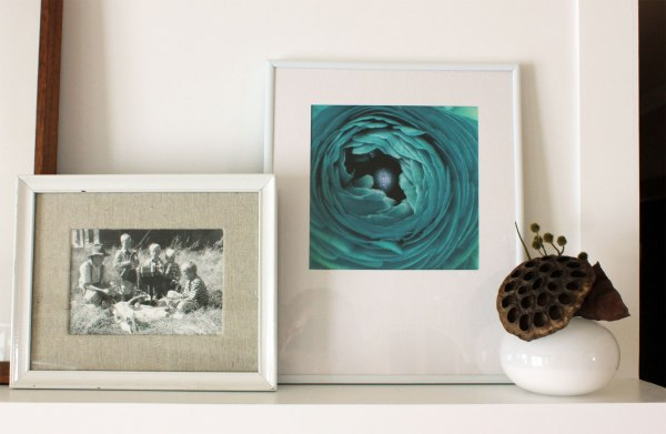 Art On Mantel Photos