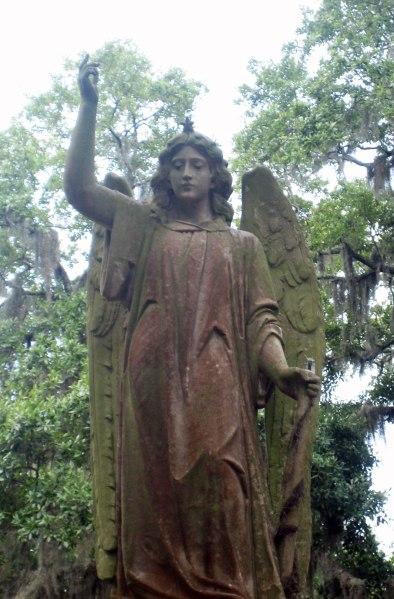 Art On Mantel Statue