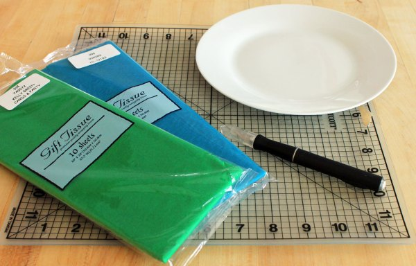 Art On Mantel Supplies for Venn Diagram