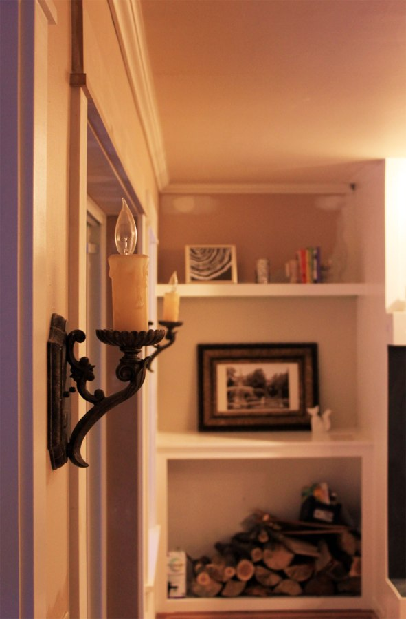 Family Room Sconces Profile