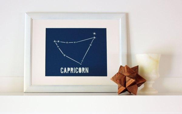 Horoscope-Cut-Out-Capricorn
