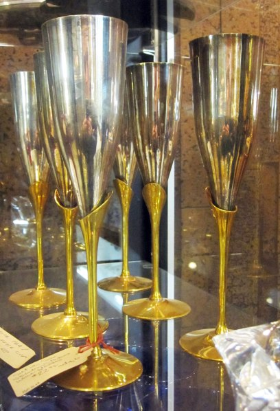 Marketplace Favorites Brass and Stainless Flutes