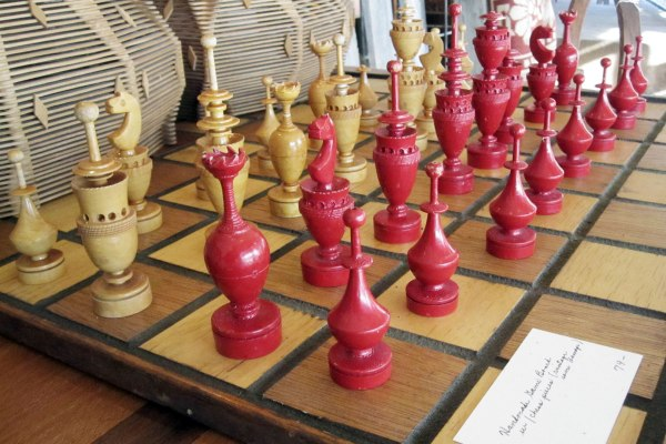 Marketplace Favorites Chess Set