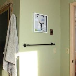 Master Bathroom Macinack Island Green Entry