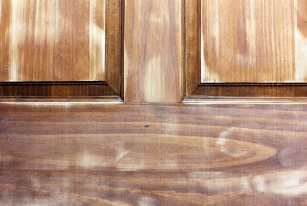 How to Paint a Door Sanded