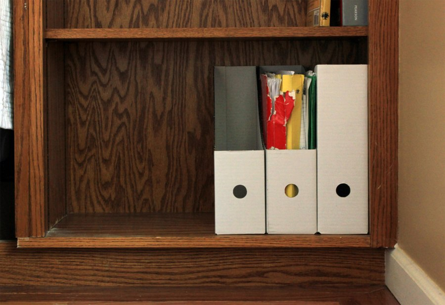 Bookshelf-Magazine-File-Storage