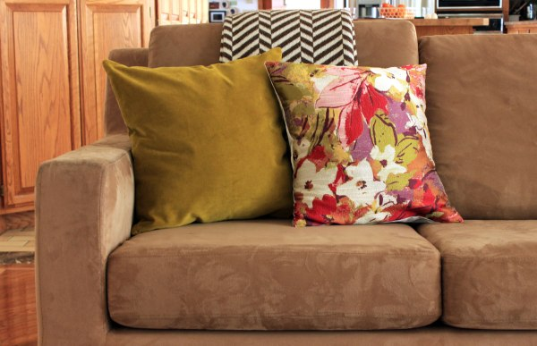 Floral-Pillow-on-Couch