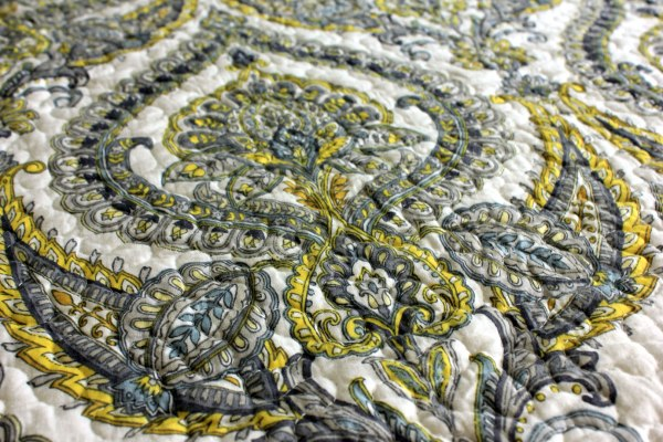Damask-Bedding-Detail
