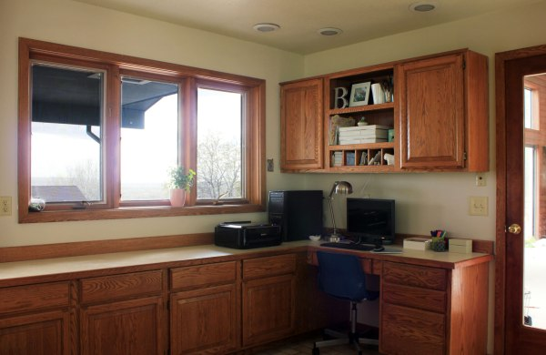 Painted-Office-from-Kitchen