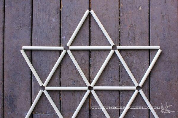 PVC-Pendant-Six-Sided-Star