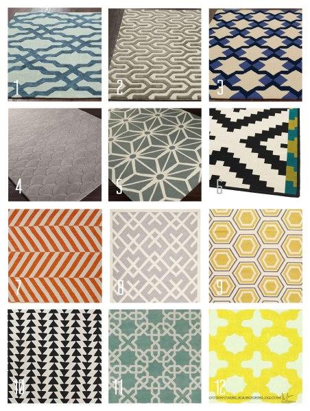 Top-Twelve-Geometric-Rugs