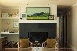 Cheap & Easy Canvas Frame