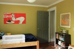 Boys Room After Door