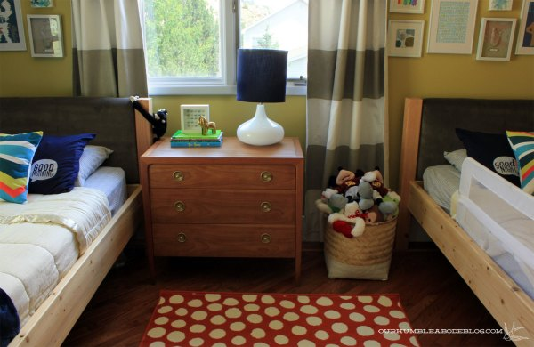 Ikea-Dot-Rug-in-Boys-Room-Dresser