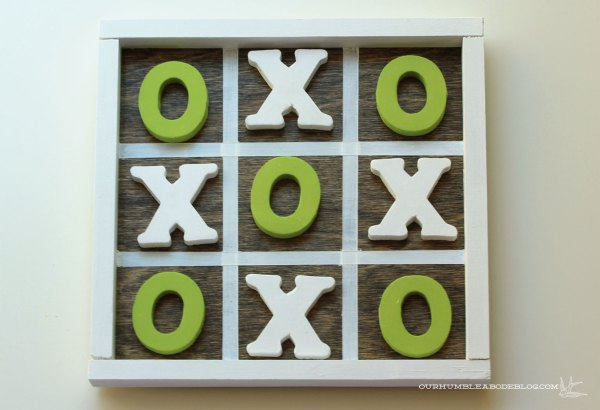 Finished-Tic-Tac-Toe-Board