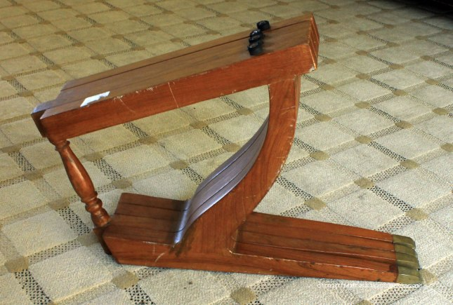 build folding table