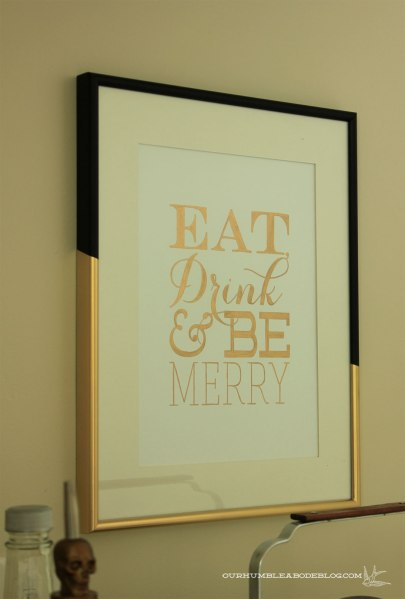 Gold-Eat-Drink-Be-Merry-Print-and-Frame