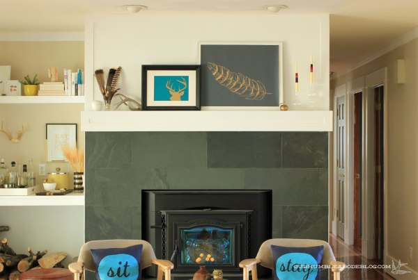 Jewel-Tone-Fall-Mantel-Vignette