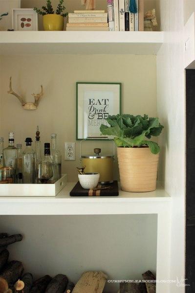 Wood-Veneer-Wrapped-Planter-on-Bar