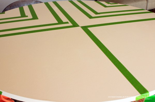 Chevron-Table-Detail-Tape