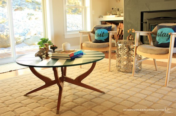 Chevron-Table-Top-in-Family-Room-Toward-Fire