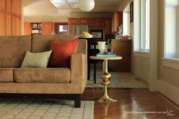 Gold-and-Herringbone-Side-Table-in-Family-Room