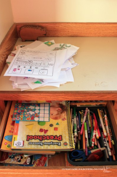Boys-Coloring-Supplies-in-Office-Before