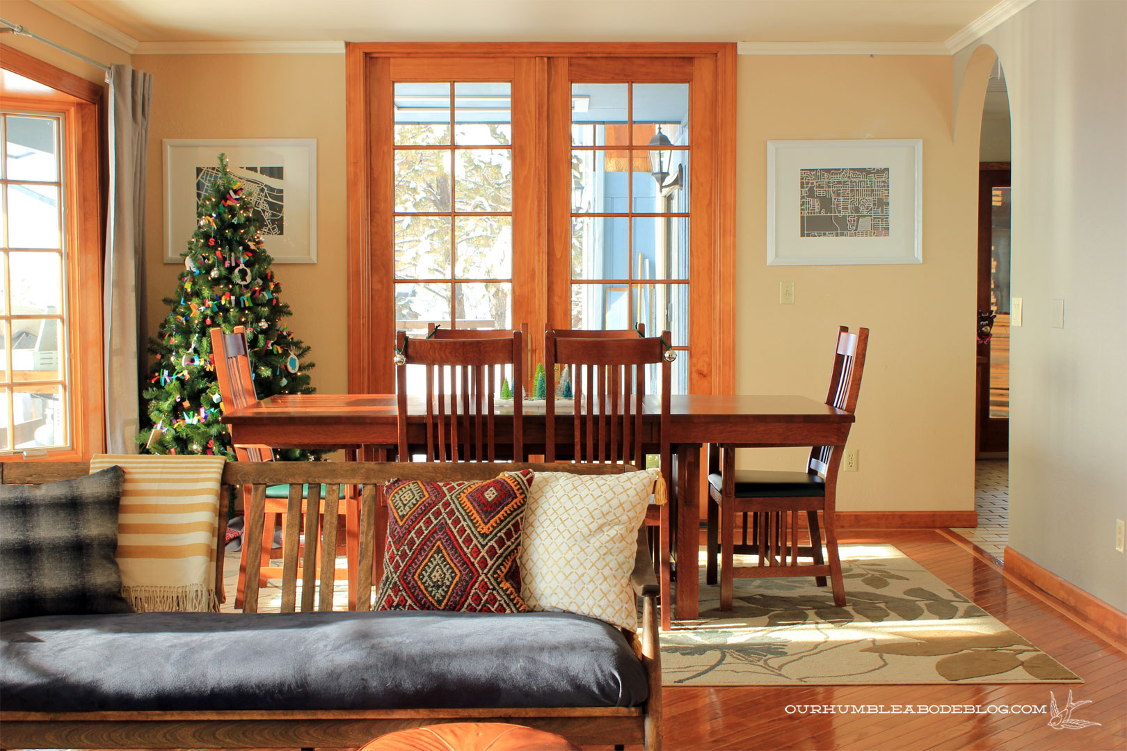 Mission Style Dining Room Table Plans PDF Woodworking