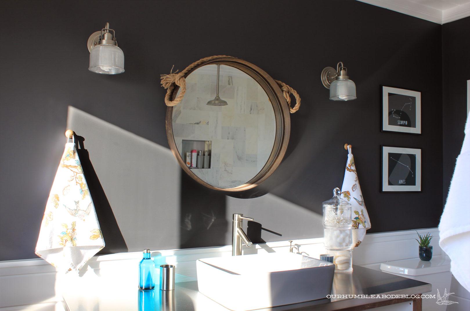 Master Bathroom Vanity Mirror Overall