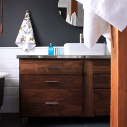 Master Bathroom Vanity Drawers