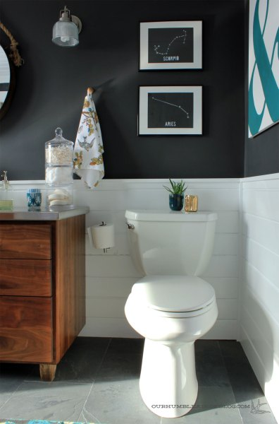 Master Bathroom Toilet
