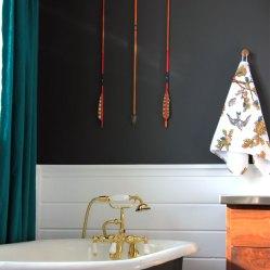 Master Bathroom Tub Detail