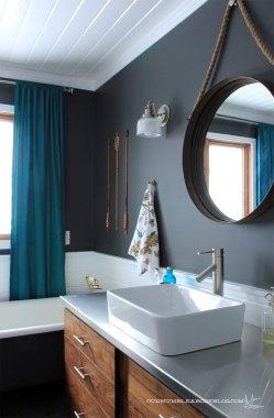 Master Bathroom Vanity and Sink