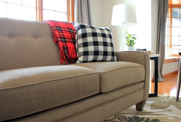 Flexsteel-Rachael-Sofa-in-Living-Room-Back-Detail