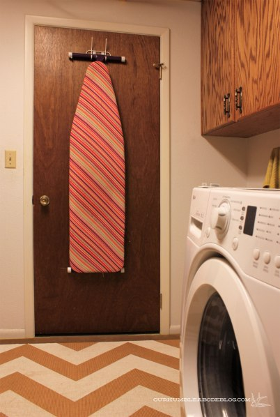Basement-Laundry-Door
