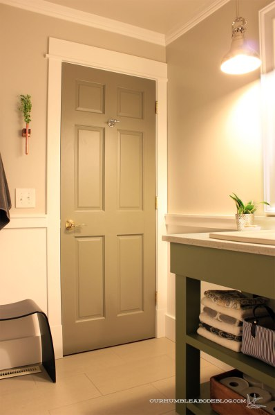 Main-Bathroom-Green-Vanity-Toward-Door