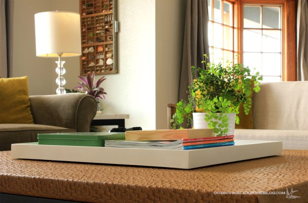 Square-Tray-On-Coffee-Table-Corner